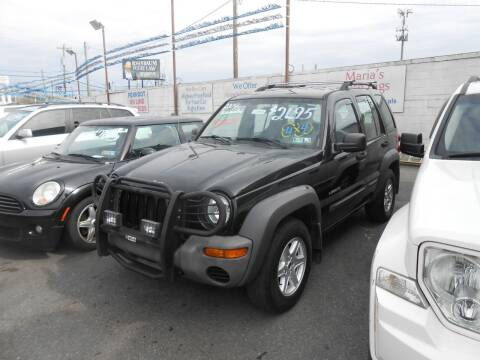 2004 Jeep Liberty for sale at Nicks Auto Sales in Philadelphia PA