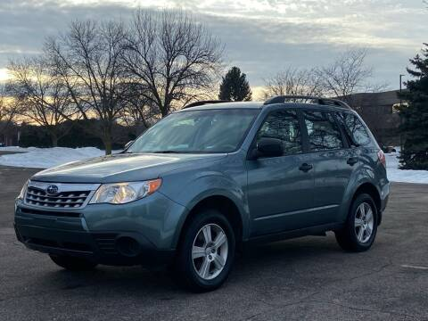 2013 Subaru Forester for sale at North Imports LLC in Burnsville MN
