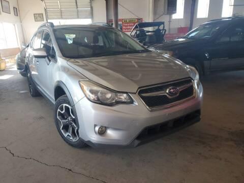 2015 Subaru XV Crosstrek for sale at PYRAMID MOTORS - Pueblo Lot in Pueblo CO