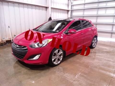 2013 Hyundai Elantra GT for sale at East Coast Auto Source Inc. in Bedford VA