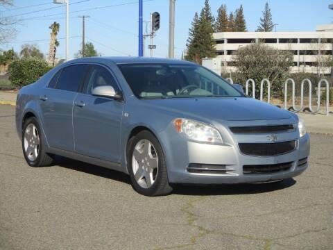 2008 Chevrolet Malibu for sale at General Auto Sales Corp in Sacramento CA
