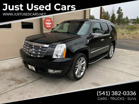 2010 Cadillac Escalade for sale at Just Used Cars in Bend OR