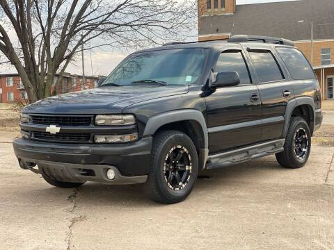2003 Chevrolet Tahoe for sale at Auto Start in Oklahoma City OK