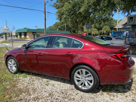 2017 Buick Regal for sale at D & D Detail Experts / Cars R Us in New Smyrna Beach FL
