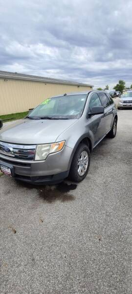 2008 Ford Edge SE 4dr Crossover - South Chicago Heights IL