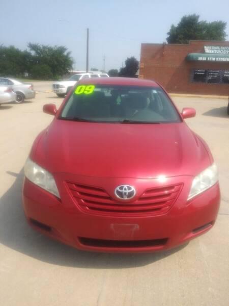 2009 Toyota Camry for sale at Arak Auto Group - Arak Auto Broker in Kankakee IL