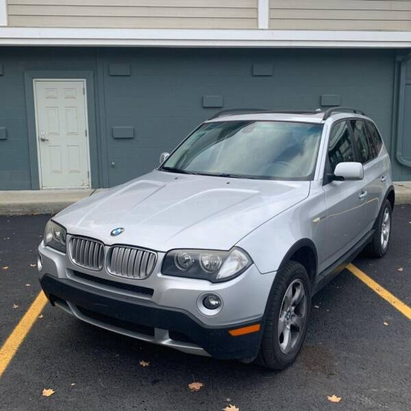 2007 BMW X3 for sale at MBM Auto Sales and Service in East Sandwich MA