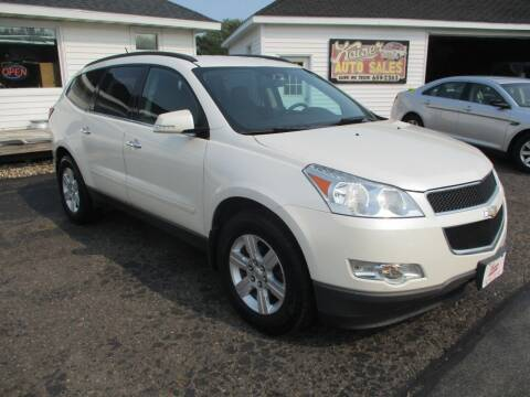 2012 Chevrolet Traverse for sale at KAISER AUTO SALES in Spencer WI