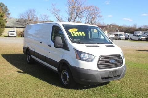 2016 Ford Transit Cargo for sale at Vehicle Network - LEE MOTORS in Princeton NC