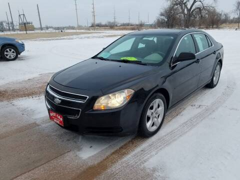 2010 Chevrolet Malibu for sale at Best Car Sales in Rapid City SD