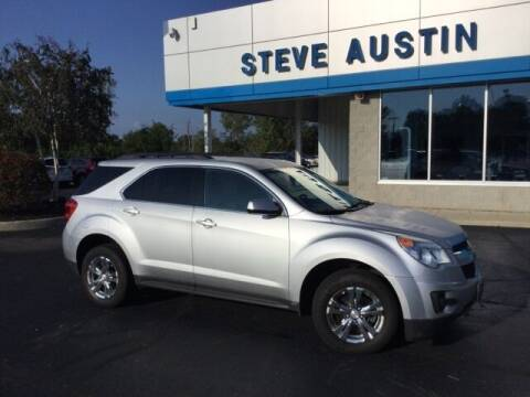 2015 Chevrolet Equinox for sale at Austins At The Lake in Lakeview OH