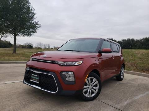 2020 Kia Soul for sale at Laguna Niguel in Rosenberg TX