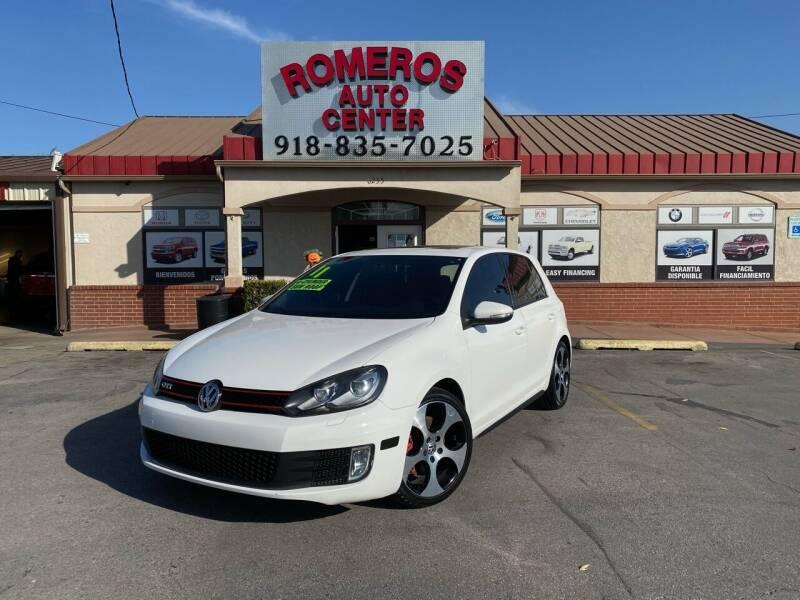 2011 Volkswagen GTI for sale at Romeros Auto Center in Tulsa OK