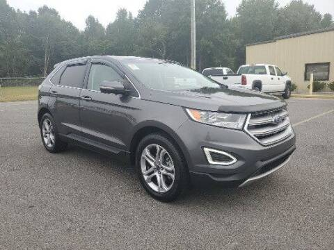 2018 Ford Edge for sale at Smart Chevrolet in Madison NC