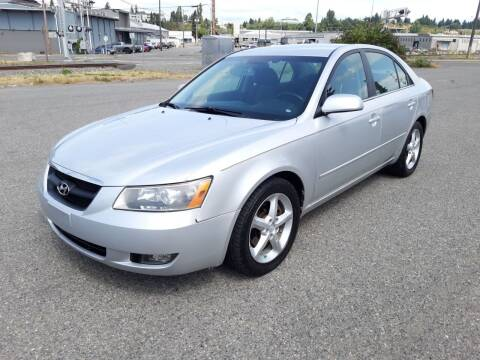 2008 Hyundai Sonata for sale at South Tacoma Motors Inc in Tacoma WA