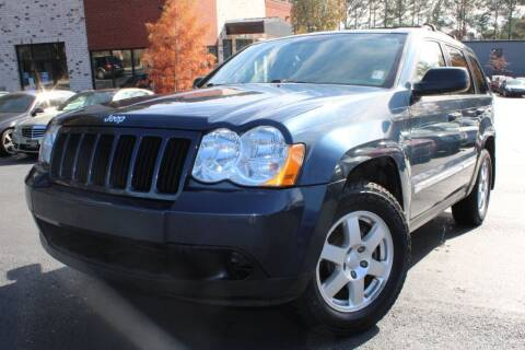 2010 Jeep Grand Cherokee for sale at Atlanta Unique Auto Sales in Norcross GA