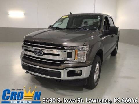 2020 Ford F-150 for sale at Crown Automotive of Lawrence Kansas in Lawrence KS