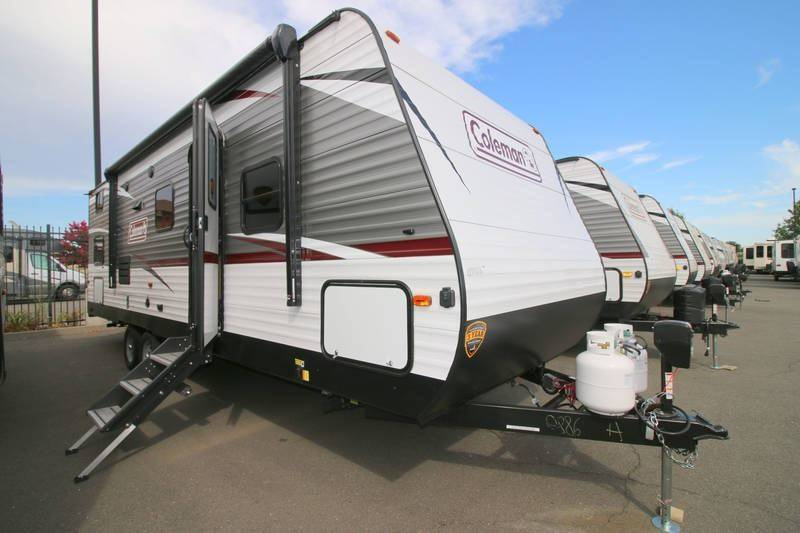 2020 Coleman 262BHWE for sale at Dependable RV in Anchorage AK