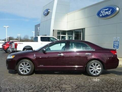 2012 Lincoln MKZ Hybrid for sale at Cj king of car loans/JJ's Best Auto Sales in Troy MI