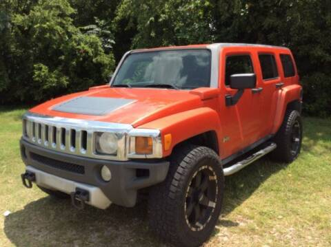 2009 HUMMER H3 for sale at Allen Motor Co in Dallas TX