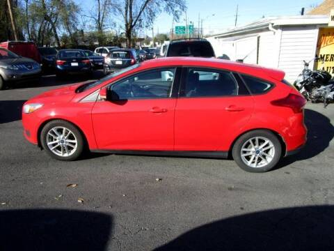 2016 Ford Focus for sale at American Auto Group Now in Maple Shade NJ
