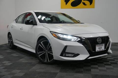 2020 Nissan Sentra for sale at Carousel Auto Group in Iowa City IA