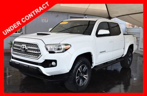 2017 Toyota Tacoma for sale at 1st Class Motors in Phoenix AZ