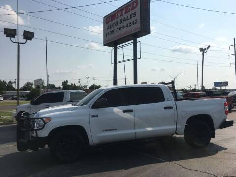 2014 Toyota Tundra for sale at United Auto Sales in Oklahoma City OK