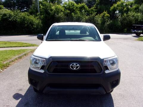2015 Toyota Tacoma for sale at Auto Sales Sheila, Inc in Louisville KY