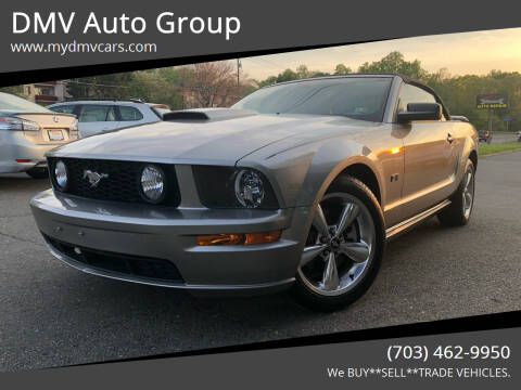 2008 Ford Mustang for sale at DMV Auto Group in Falls Church VA