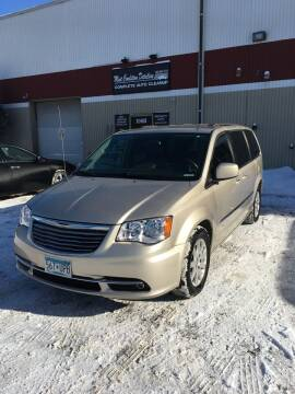 2015 Chrysler Town and Country for sale at Specialty Auto Wholesalers Inc in Eden Prairie MN