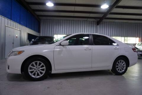 2011 Toyota Camry for sale at SOUTHWEST AUTO CENTER INC in Houston TX