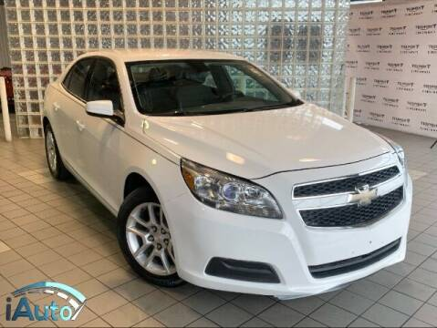 2013 Chevrolet Malibu for sale at iAuto in Cincinnati OH