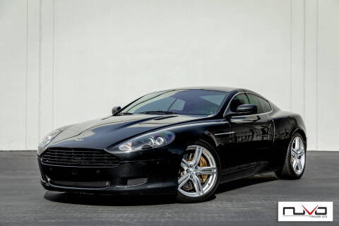2009 Aston Martin DB9 for sale at Nuvo Trade in Newport Beach CA