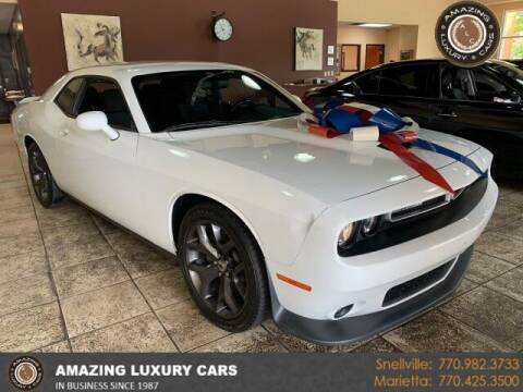 2019 Dodge Challenger for sale at Amazing Luxury Cars in Snellville GA