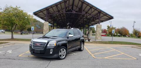 2012 GMC Terrain for sale at D&C Motor Company LLC in Merriam KS