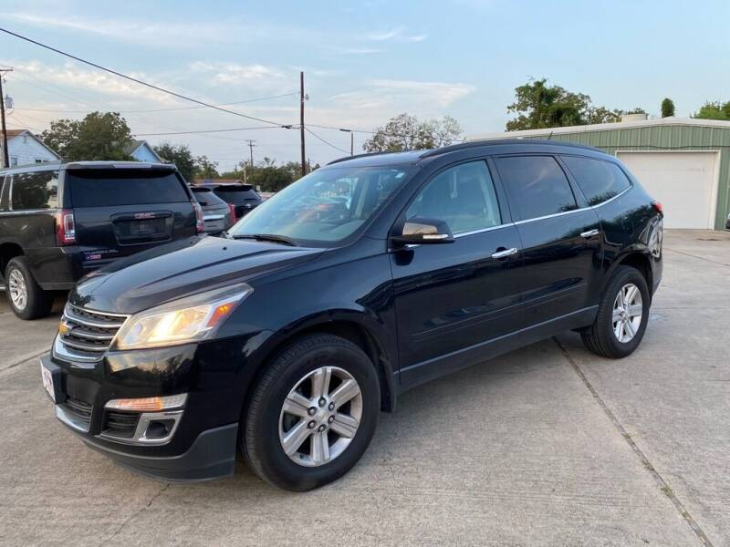 2014 Chevrolet Traverse for sale at Victoria Pre-Owned in Victoria TX