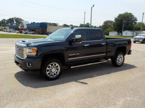 2019 GMC Sierra 2500HD for sale at Young's Motor Company Inc. in Benson NC