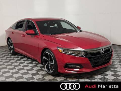 2019 Honda Accord for sale at CU Carfinders in Norcross GA