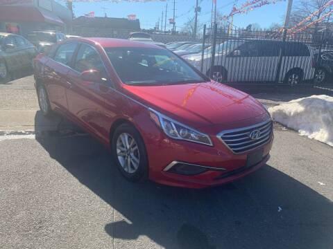 2017 Hyundai Sonata for sale at Metro Auto Exchange 2 in Linden NJ