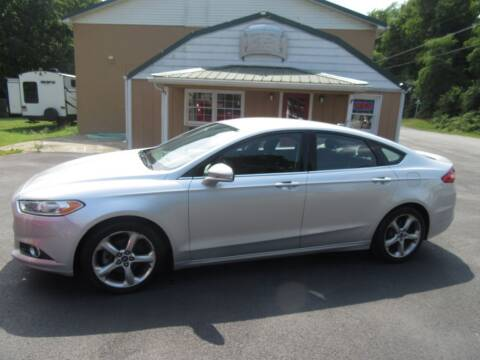 2013 Ford Fusion for sale at Honest Gabe Auto Sales in Carlisle PA