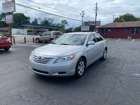 2009 Toyota Camry for sale at Sam's Motor Group in Jacksonville FL