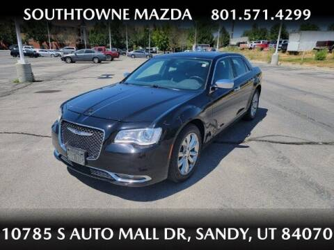 2016 Chrysler 300 for sale at Southtowne Mazda of Sandy in Sandy UT