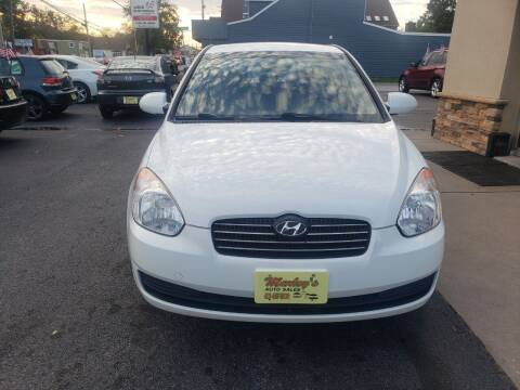 2009 Hyundai Accent for sale at Marley's Auto Sales in Pasadena MD