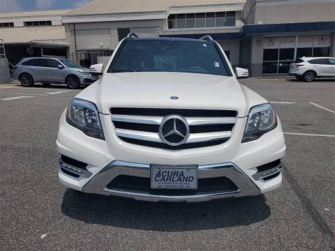2015 Mercedes-Benz GLK for sale at CU Carfinders in Norcross GA