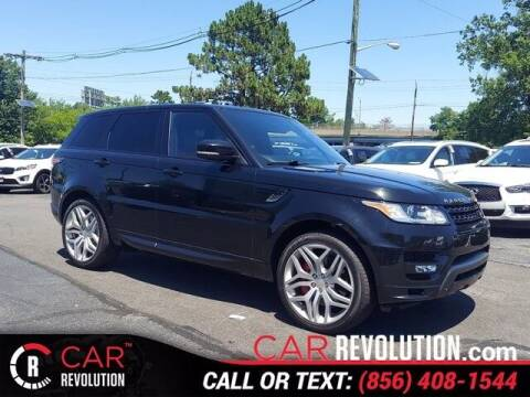 2015 Land Rover Range Rover Sport for sale at Car Revolution in Maple Shade NJ