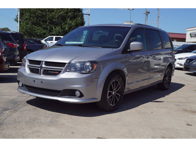 2016 Dodge Grand Caravan for sale at Monthly Auto Sales in Fort Worth TX