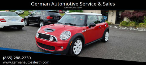 2010 MINI Cooper for sale at German Automotive Service & Sales in Knoxville TN