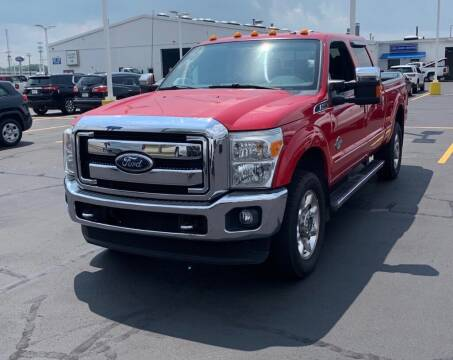 2011 Ford F-350 Super Duty for sale at AH Ride & Pride Auto Group in Akron OH