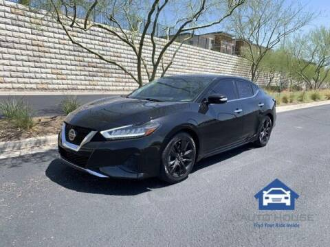 2020 Nissan Maxima for sale at Curry's Cars Powered by Autohouse - Auto House Tempe in Tempe AZ